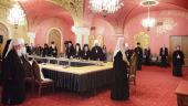 Состав комиссий Межсоборного присутствия Русской Православной Церкви (от 29.01.10)
