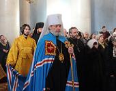Завершился визит в Россию Предстоятеля Православной Церкви Чешских земель и Словакии