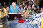 В Киево-Печерской лавре состоялась хиротония архимандрита Алипия (Козолия) во епископа Джанкойского и Раздольненского