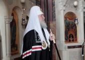 Проповедь Святейшего Патриарха Кирилла в Чистый понедельник