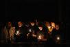 Патриаршее служение в понедельник первой седмицы Великого поста. Чтение канона прп. Андрея Критского.