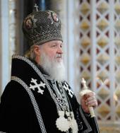 Слово Святейшего Патриарха Кирилла после Литургии Преждеосвященных Даров в среду первой седмицы Великого поста