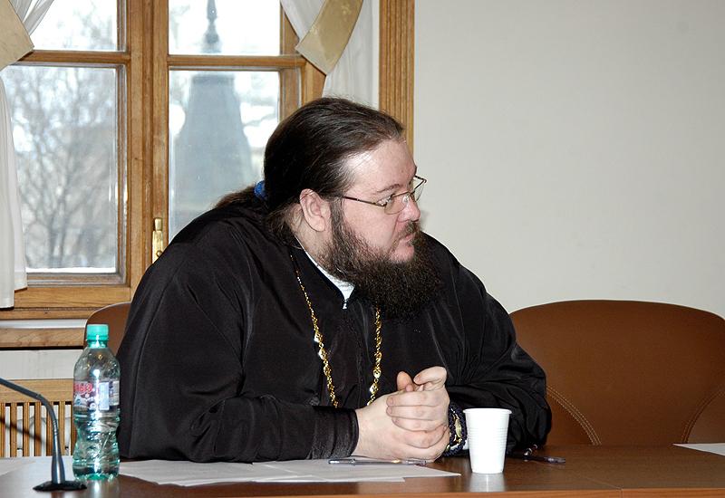 Первое заседание комиссии Межсоборного присутствия по вопросам богословия
