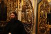 Визит Святейшего Патриарха Кирилла на Украину. Прибытие в Киево-Печерскую лавру.