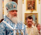 Патриаршее поздравление архиепископу Истринскому Арсению с 55-летием со дня рождения