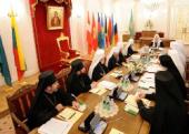 ЖУРНАЛЫ заседания Священного Синода от 5 марта 2010 года