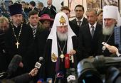 Предстоятель Русской Церкви: Патриарший совет по культуре должен стать местом осмысления того, что происходит с нашей национальной культурой