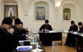 Состоялось собрание, посвященное формированию епархиального отдела религиозного образования и катехизации г. Москвы