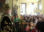 Проповедь Святейшего Патриарха Кирилла в неделю 4-ю Великого  поста