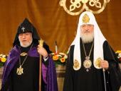 С 16 по 18 марта состоялся официальный визит Предстоятеля Русской Церкви в Республику Армения