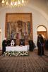 Патриарший визит в Армению. День третий. Подписание совместной декларации Святейшим Патриархом Кириллом и Католикосом всех армян Гарегином II.