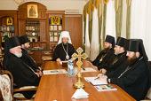 Синод Православной Церкви Молдовы предложил провести национальный референдум об обязательном преподавании курса «Основы Православия»