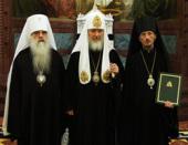 Митрополит Минский и Слуцкий Филарет, Патриарший экзарх всея Беларуси, отмечает 75-летие со дня рождения
