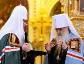 Слово митрополита Минского и Слуцкого Филарета после богослужения в Храме Христа Спасителя