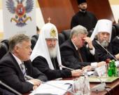 Под председательством Святейшего Патриарха Кирилла состоялось первое заседание Попечительского совета программы «Александр Невский»