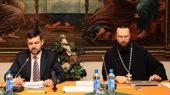 Состоялось первое заседание Комиссии по вопросам информационной деятельности Церкви и отношений со СМИ Межсоборного присутствия Русской Православной Церкви