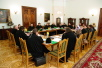 Первое заседание комиссии Межсоборного присутствия по организации церковной миссии