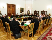 Состоялось первое заседание комиссии Межсоборного присутствия по организации церковной миссии