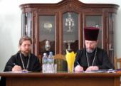 Состоялось первое заседание комиссии Межсоборного присутствия по вопросам богослужения и церковного искусства