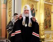 Святейший Патриарх Кирилл призвал российское общество к солидарности перед лицом случившейся трагедии
