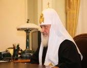 Святейший Патриарх Кирилл дал положительную оценку законопроекту о передаче Церкви культовых зданий и сооружений