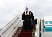Начался Первосвятительский визит Святейшего Патриарха Кирилла в Екатеринбургскую епархию