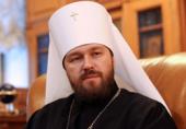 Состоится визит председателя Отдела внешних церковных связей митрополита Илариона в Италию