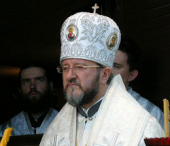 Архиепископ Мирон (Ходаковский), православный ординарий Войска Польского, погребен в Супрасльском Благовещенском монастыре