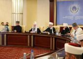 Выступление Святейшего Патриарха Кирилла на заседании Межрелигиозного совета СНГ в Баку