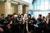 24-26 апреля состоялся визит Святейшего Патриарха Московского и всея Руси Кирилла в Азербайджанскую Республику