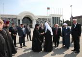 Завершился визит Святейшего Патриарха Кирилла в Азербайджанскую Республику