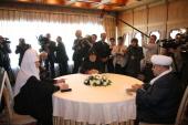 Бакинская декларация по итогам трехсторонней встречи Святейшего Патриарха Кирилла, Католикоса всех армян Гарегина II и шейх-уль-ислама Аллахшукюра Паша-заде