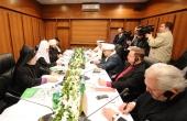 Святейший Патриарх Кирилл выступил на заседании Группы религиозных лидеров высокого уровня в партнерстве с ЮНЕСКО