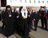 Начался Первосвятительский визит Святейшего Патриарха Кирилла в Белгородскую епархию