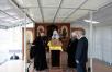 Патриарший визит в Белгородскую епархию. Посещение духовной семинарии.