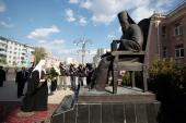 1-2 мая состоялся Первосвятительский визит Святейшего Патриарха Кирилла в Белгородскую епархию