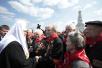 Патриарший визит в Белгородскую епархию. Открытие музея боевой славы «Третье ратное поле России».