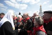 Святейший Патриарх Кирилл принял участие в открытии музея боевой славы «Третье ратное поле России»