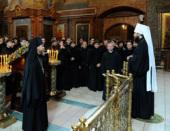 Состоялась встреча митрополита Волоколамского Илариона с учащимися и преподавателями Сретенской духовной семинарии