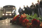 В Храме Христа Спасителя на 40-й день после трагедии в московском метрополитене состоится вечер памяти жертв теракта