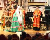 Слово Святейшего Патриарха Кирилла перед литией по жертвам терактов в московском метрополитене и Кизляре