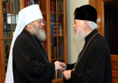 Первоиерарх Русской Зарубежной Церкви прибыл на Украину