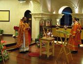 Впервые за полвека в Николаевском храме в Шанхае совершена Божественная литургия