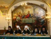 В Москве впервые прошло заседание Общецерковного суда Московского Патриархата