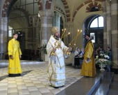 Митрополит Волоколамский Иларион посетил Милан