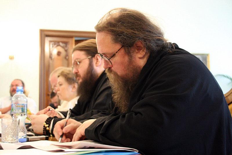 Второе заседание комиссии Межсоборного присутствия по организации церковной миссии