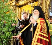 Слово Святейшего Патриарха Константинопольского Варфоломея в Успенском соборе Свято-Троицкой Сергиевой лавры