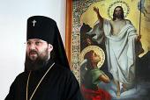 Ректор КДАиС архиепископ Бориспольский Антоний: В сфере богословского образования нашей основной задачей остается достижение духовными школами того же статуса и прав, которыми обладают светские учебные заведения
