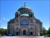 Святейший Патриарх Кирилл принял участие в заседании Общественно-попечительского совета по возрождению кронштадтского Морского собора во имя свт. Николая Чудотворца