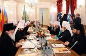 ЖУРНАЛЫ заседания Священного Синода от 31 мая 2010 года